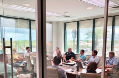 Hosted at Beachworx, The Buzz is a brand new networking group for businesses who want to take growing their businesses very seriously. The BUZZ is a team of people that have created an exclusive local business exchange and co-op group. The Buzz is the most cost-effective and efficient way for business owners to get in front of loyal and local customers. Our group is private, invite-only and growing locally and across the country. We are actively seeking new members that are entrepreneurs, business owners, sales professionals, and individuals looking to leverage the connections of a high caliber network.